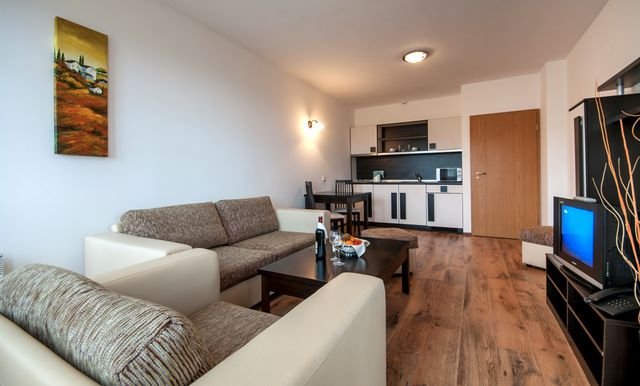Grand Royale Apartment Complex & Spa - One bedroom apartment